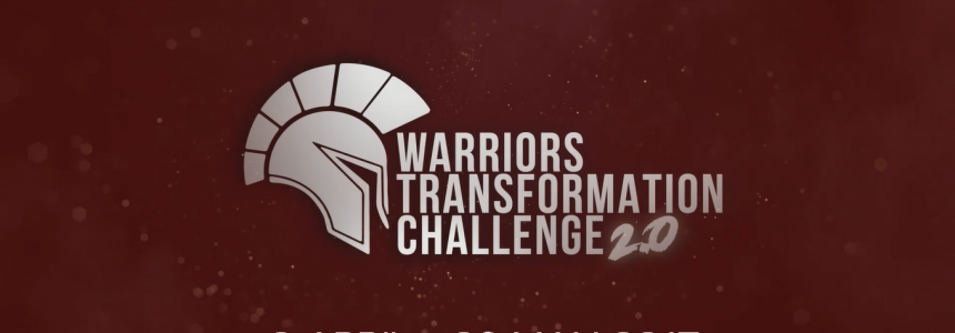 Warriors Transformation Challenge 2.0